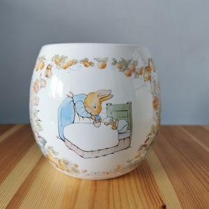 Beatrix Potter Pot/Vase